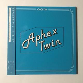 エイフェックス・ツイン チーター EP 国内盤 Aphex Twin テクノ(クラブ/ダンス)