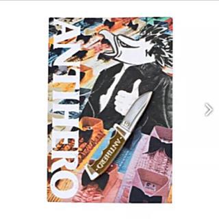 アンチヒーロー(ANTIHERO)のANTIHERO「BUCK SHANK LAPEL PIN」(スケートボード)