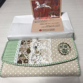 ハンドメイド 長財布(財布)