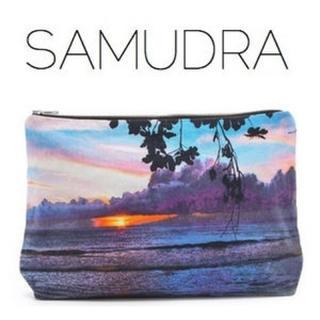 サムドラ(SAMUDRA)のSAMUDRA ビッグポーチ(クラッチバッグ)