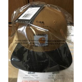 ナイキ(NIKE)のNIKE CARHARTT CAP ナイキ カーハートキャップ(ハット)