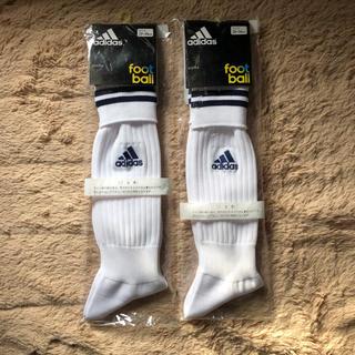 アディダス(adidas)のアディダス adidas サッカーソックス(靴下/タイツ)