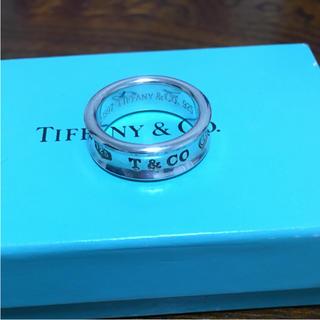 ティファニー(Tiffany & Co.)のprayer様専用ティファニー シルバー リング 約14号(リング(指輪))
