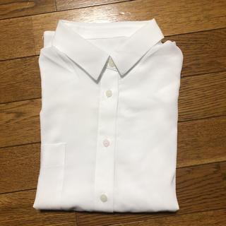 アズール(AZZURE)のAZUL 白シャツ(シャツ/ブラウス(長袖/七分))