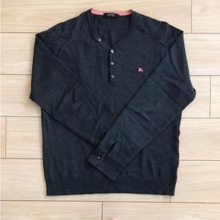 バーバリーブラックレーベル(BURBERRY BLACK LABEL)のバーバリーブラックレーベル ニット セーター(ニット/セーター)