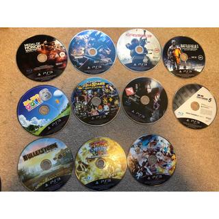 プレイステーション3(PlayStation3)のPS3 ソフト11個セット+GT6限定品(家庭用ゲームソフト)