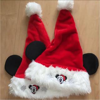 ディズニー(Disney)のディズニー サンタ帽子(その他)