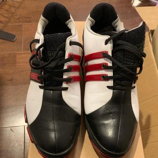 アディダス(adidas)のアディダス ゴルフシューズ メンズ 25.5(シューズ)