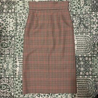 アクアガール(aquagirl)のロングタイトスカート サイズ36(ロングスカート)