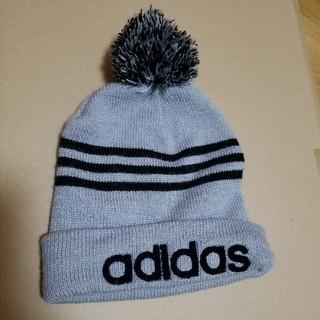 アディダス(adidas)のニット帽アディダス(ニット帽/ビーニー)