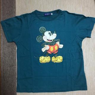 ディズニー(Disney)の★ディズニーリゾート ディズニーシー Tシャツ ミッキー ミステリアスアイランド(キャラクターグッズ)