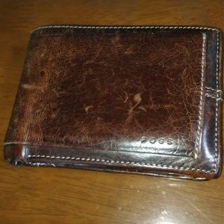 フォッシル(FOSSIL)のFOSSIL 財布(折り財布)