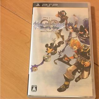 プレイステーションポータブル(PlayStation Portable)のPSP キングダム ハーツ バース バイ スリープ 動作確認済(携帯用ゲームソフト)