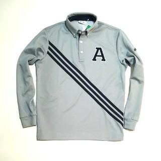 アディダス(adidas)の新品 ADIDAS   COMFORTSKIN   長袖シャツ(ポロシャツ)