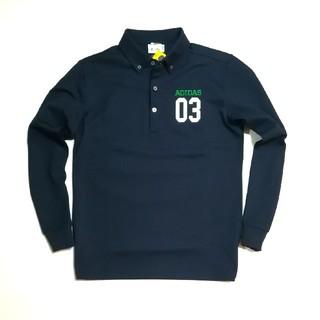 アディダス(adidas)の新品 ADIDAS  UVPROTECTION 長袖シャツ(ポロシャツ)