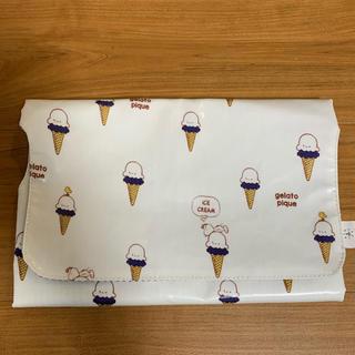 ジェラートピケ(gelato pique)のジェラートピケ PEANUTS スヌーピー コラボ おむつ 替えシート マット(おむつ替えマット)