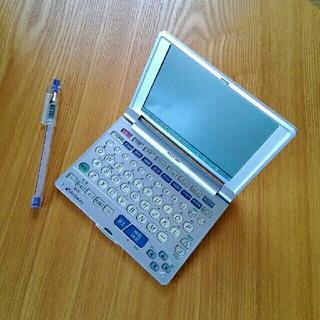 シャープ(SHARP)のシャープ PW-A8100 電子辞書(その他 )