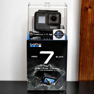 ゴープロ(GoPro)の【新品未開封】GoPro HERO7 Black CHDHX-701-FW(ビデオカメラ)