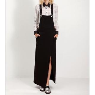 アウラアイラ(AULA AILA)のAULA AILA ポンチジャンパースカート(サロペット/オーバーオール)