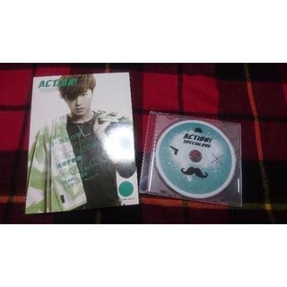 トウホウシンキ(東方神起)のYONHO DVD(アイドルグッズ)