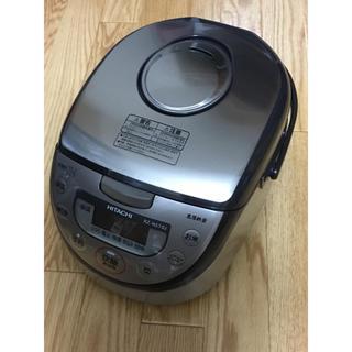 ヒタチ(日立)の日立 極上炊き 鉄入り厚釜 IHジャー炊飯器 rz-ns10j(炊飯器)