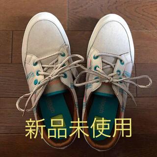 アディダス(adidas)のadidas スニーカー 25.0cm タグ付き新品(スニーカー)