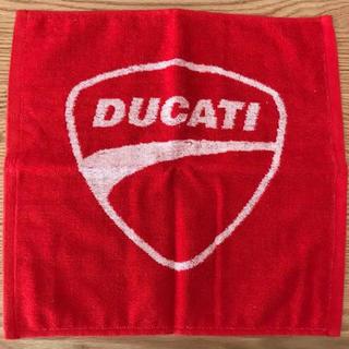 ドゥカティ(Ducati)のDucati  ハンドタオル(その他)