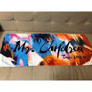 Mr.Children タオル&ラバーバンド 重力と呼吸 ライブ 宮城(ミュージシャン)