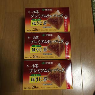 イトウエン(伊藤園)の消費期限間近!激安!お〜いお茶 プレミアムティーバッグ(茶)