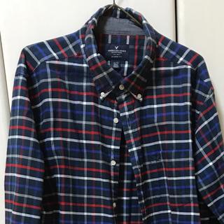 アメリカンイーグル(American Eagle)のアメリカカンイーグルチェックシャツ(シャツ)
