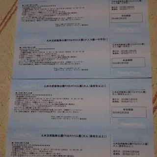 アフリカンサファリ前売りチケット(動物園)