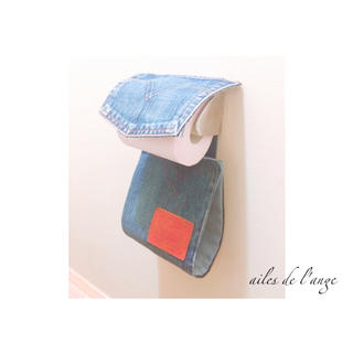 no.304 - Jeans Remake papar holder(その他)