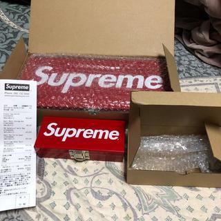 シュプリーム(Supreme)のSupreme Metal Storage box(小物入れ)