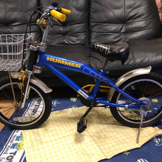 ハマー(HUMMER)のHUMMER 自転車 子供用(自転車)