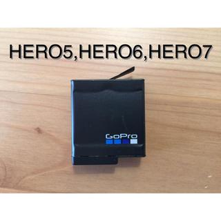 ゴープロ(GoPro)の【最終値下げ】GoPro純正バッテリー1個(その他)