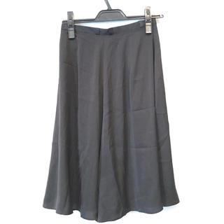 ジーユー(GU)のGU ガウチョ パンツ 黒 ジーユー(カジュアルパンツ)