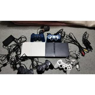 プレイステーション2(PlayStation2)のプレステーション2 セット!(家庭用ゲーム本体)