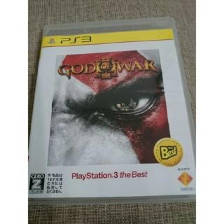 プレイステーション3(PlayStation3)のゴッドオブウォー3(家庭用ゲームソフト)