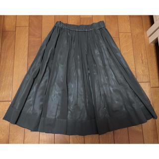 アンドクチュール(And Couture)のアンドクチュール チュール スカート(ひざ丈スカート)