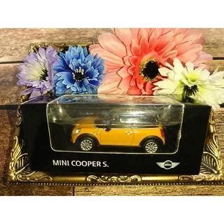 【即購入禁止コメント要】非売品 未開封 MINI COOPER S ミニカー(ミニカー)