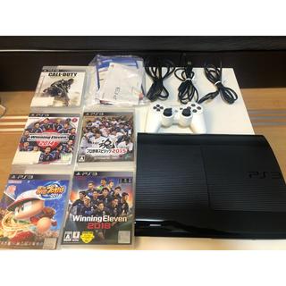 プレイステーション3(PlayStation3)のps3 CECH-4200B 100V(家庭用ゲーム本体)