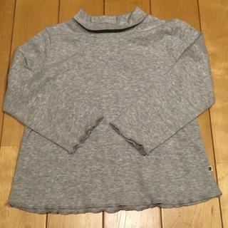 ザラ(ZARA)のザラ ベビー タートルネック カットソー トップス 18-24m 新品未使用(Tシャツ/カットソー)