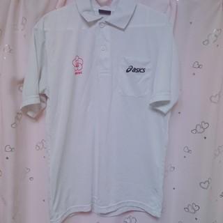 アシックス(asics)の交渉可 asics Mサイズ スポーツポロシャツ(ポロシャツ)