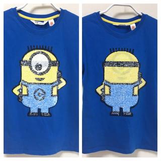 エイチアンドエム(H&M)のミニオンTシャツ*H&M(Tシャツ/カットソー)