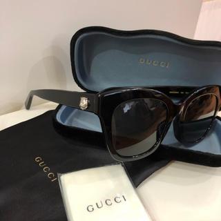 Gucci - GUCCI サングラス タイガーヘッド 極美品