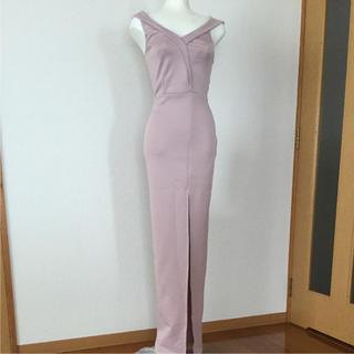 asos - ロングドレス