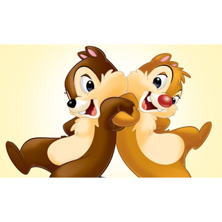 Disney - チップアンドデール キーホルダー