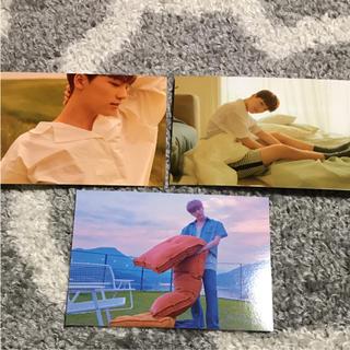 セブンティーン(SEVENTEEN)のSEVENTEEN キノアルバム フォトカード (アイドルグッズ)