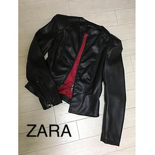 ザラ(ZARA)のZARA ライダースジャケット XS(ライダースジャケット)