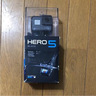 GoPro hero5 中古(ビデオカメラ)